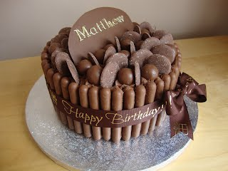 All Things Choc - Matthew